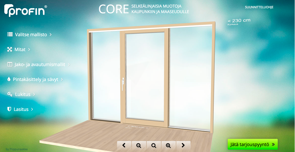 With this configurator user can design sliding doors. Playing with this configurator is fun and inspiring and gives a good idea of all the possibilities.  sc 1 st  1st Architect & Slide door Configurator u2013 1st Architect